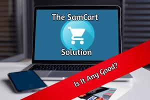 SamCart shopping cart solution