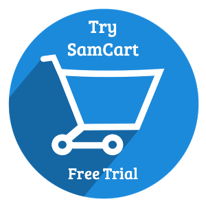 SamCart trial icon