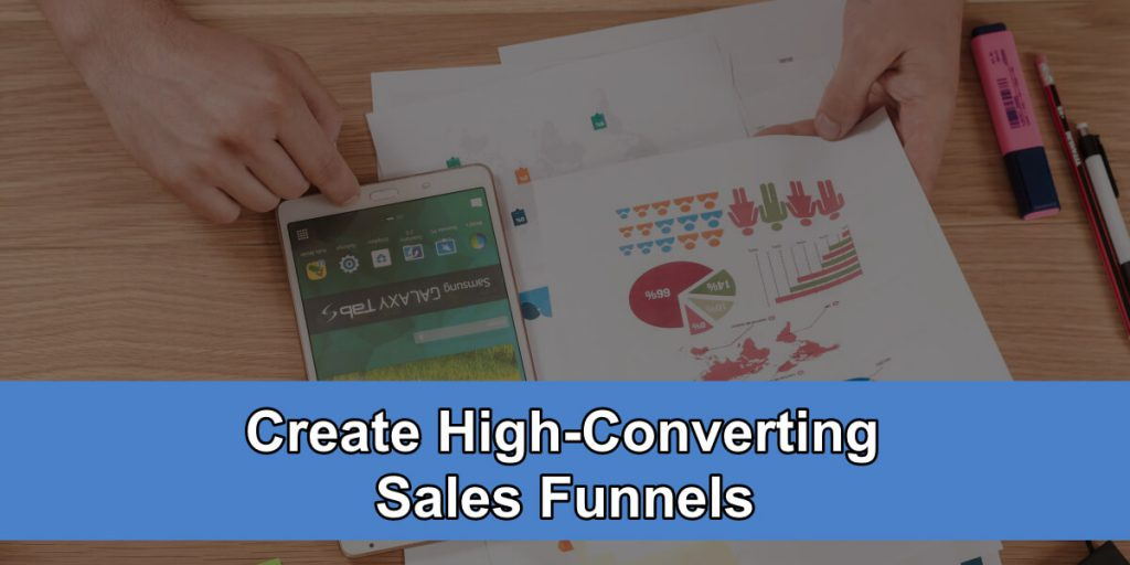 CF sales funnels
