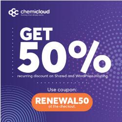 ChemiCloud offer